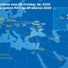 ウクライナ旅行[120]  (2020年9月27日)ウクライナ国際航空の運行状況 どの国からウクライナへアクセス可能か