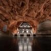 スウェーデンの地下鉄はその駅構内がアートギャラリーそのもの