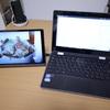 久しぶりに ASUS Chromebook C214MA を使った