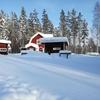 初雪おろし!