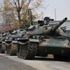 国境にドイツとフランスとロシアの戦車!?それきっと試合ですよ