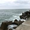 釣り:赤羽根漁港に釣行したが風が強すぎたのですぐ帰ってきた