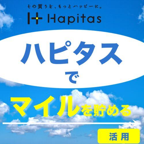 ポイントサイトのハピタスを活用してANAマイルを貯める方法