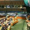 核禁止条約、日本は不参加 国連演説「国際社会を分断」