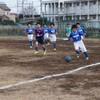 第1回八千代ライオンズクラブ杯少年サッカー大会<最終節>(3年生)
