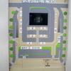 駅前広場案内図