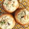 海老と野菜のグラタンパン