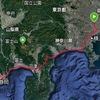 箱根越えナイトライド 185km