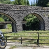まるでローマの水道橋「明正井路第一拱石橋」