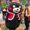 くまモン 熊本フェアに出没