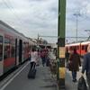 ハンガリー*2018*ブダペスト着〜バスの発着場は要確認!〜