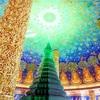 日本人の間で人気沸騰中、幻想的な寺院ワットパクナムに行ってみた