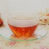 バジルと紅茶の最高のマリアージュ!