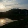 加古川線西脇市ー谷川沿線を走る