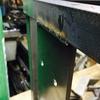 「レザークラフト」電動コバ磨き機の製作 フレーム&モーター