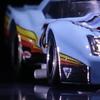 【モデルインプレッション】 Hotwheels Silhouettes `76 Greenwood Corvette