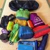 山道具で、旅行に持っていくとやたら便利なものを登山女子視点で紹介する