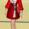 東方美姫服でミラプリ*ˊᵕˋ)੭🏯