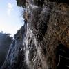 滝の写真 No.33 鳥取県 船上山千丈滝(雄滝・雌滝)