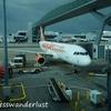 ヨーロッパ周遊旅行回想録(10)初のアフリカはモロッコへ!easyJet U98895 LGW→RAK 搭乗記