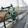 網干浜工場地帯の下見ライド、と厳寒 冬期用サイクルウェアの話