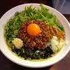 【今週のラーメン1462】 麺屋 こころ (東京・大岡山) カレー台湾まぜそば+缶ビール