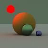 【Processing】3DレンダリングエンジンにGlossyシェーダーと鏡面反射を実装する