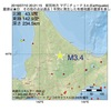 2016年07月10日 20時21分 紋別地方でM3.4の地震