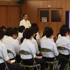 【 6月2日(金)】神戸市立東落合中学校で授業しました。