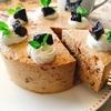 お砂糖なしのプルーンレアチーズケーキ