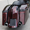 パーツ:Killer Custom「Bagger Tail Lights With A Bracket Mono kit」