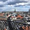 デンマーク*2018*コペンハーゲン〜最終日①外国でのボヤ騒ぎとラウンドタワー~