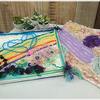 「手作りブックの体験講座」ネアリカアートの作品集