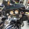 2009 FLHX LED  & スフィアLEDヘッドライト