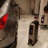 ガレージに安全で暖かいオイルヒーターを!