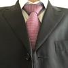 57歳にして新しいネクタイの結び方を覚えました。