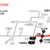 阪急電鉄京都線・千里線上新庄駅人身事故運転見合わせ!再開見込13時10分頃