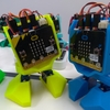 micro:bitな二足歩行ロボットを動かすワークショップをしました