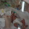 【早産体験談】産後1日目。帝王切開術後めちゃくちゃ痛い。初めてのNICUめちゃくちゃ辛い。