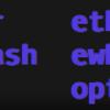 ethOSのmining toolいろいろと設定方法(NiceHashのGOXと直掘りについて)