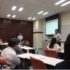 A HISELT conference held on a satellite campus of Senshu