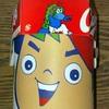 今日のカープグッズ:「バッケンモーツアルト「カープ優勝!おめでとう缶」」