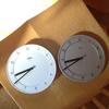 BRAUNの掛け時計/ABW31 ・BNC006