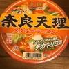 【ニュータッチ凄麺】奈良天理スタミナラーメンがピリ辛なパンチのあるカップラーメンだった!