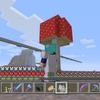 【マイクラ】きのこハウス建てちゃいます!