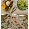 昨日の晩御飯と今日の弁当とサ○ガイ予告。