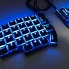 自作キーボードLily58 Proの光らせ方