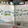 #33  Lima maratón 2018  その1