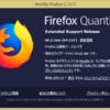 Firefox ESR 60.2.1