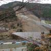 旧大塔村の宇井集落と谷瀬 豪雨で地形が変わった村
